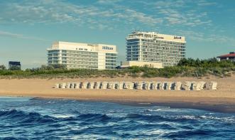 Hotel Hilton wkrótce przy świnoujskiej plaży
