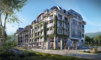 W Zakopanem powstaje Nosalowy Park Hotel & SPA – odpowiedź na oczekiwania najbardziej wymagających gości